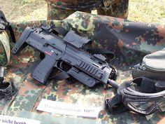 HK submachine gun for Mercutio Heckler & Koch, Muzzle Velocity, Iron Sights, Future Weapons, Submachine Gun, Shops, Assault Rifle, Tactical Knives, Tactical Gear