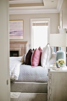 The Riverside House - Master Bedroom - House of Jade Interiors Blog