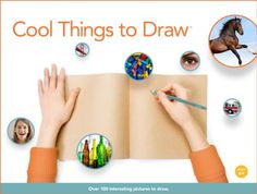 Cool Things to Draw - http://www.cheaptohome.co.uk/cool-things-to-draw/