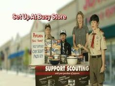 Trails End Popcorn Training Boy Scouts - YouTube