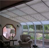 Skyview Shades By Wilco Products L.L.C. :: Skyview® Sunroom Shades