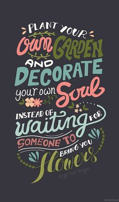 Hand lettering designs and typography examples, its impressive illustration artwork. Lettering is creating illustrations with letters, numbers Smile Quotes, Words Quotes, Book Quotes, Sayings, Quotes Images, Positive Quotes, Motivational Quotes, Inspirational Quotes, Selfish Quotes