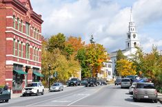 Middlebury, VT   Community Post: 12 Small New England Towns To Run Away To This Fall