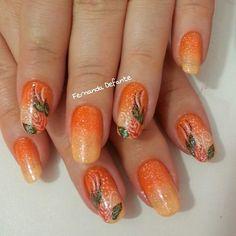 Instagram by fernandadefante #nails #nailart #naildesigns