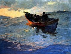 On The Suffolk Coast Artwork By Willard Leroy Metcalf Oil Painting & Art Prints On Canvas For Sale Impressionist Landscape, Landscape Art, Landscape Paintings, Oil Paintings, Landscapes, Paintings Famous, Famous Art, Suffolk Coast, American Impressionism