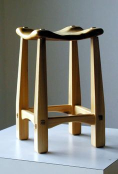 Chair Dolly For Stackable Chairs Key: 8602639129 Makeup Stool, Ergonomic Computer Chair, Stool Chair, Swivel Chair, Small Bench, Woodworking Inspiration, Wooden Stools, Stackable Chairs, Oversized Chair