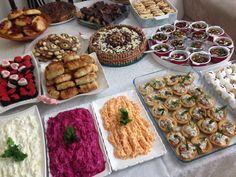 Yummy Pasta Recipes, Yummy Food, Turkish Recipes, Ethnic Recipes, Turkish Breakfast, Iftar, Appetisers, Food Design, Brunch