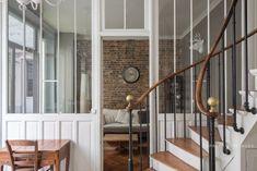 Un duplex parisien comme une maison
