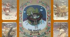 το Μαγικό Γάντι,παραδοσιακό ουκρανικό παραμύθι(υλικό και δραστηριότητες) Blog, Blogging