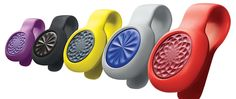 Jawbone UP MOVE Colors