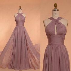 custom drsses MyPromDress Halter wisteria purple bridesmaid dresses from customdresskoko Pretty Prom Dresses, Grad Dresses, Dance Dresses, Beautiful Dresses, Formal Dresses, Pageant Dresses, Maid Of Honour Dresses, Purple Bridesmaid Dresses, Luxury Wedding Dress