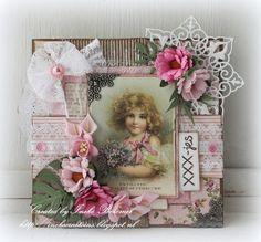 Joy Craft Dies, Pion Design - My Precious Daughter - Image