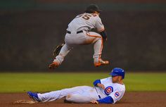 Brandon Crawford and Nate Schierholtz... Two of my favorites.  Ever.