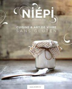 #Niépi Gluten free cooking Volume 01