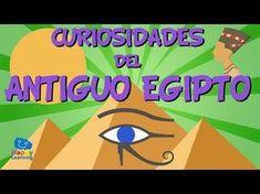 El antiguo Egipto para niños - Viaje por el tiempo. Cleopatra, Ancient Egypt, Third Grade, Videos, Middle School, Africa, Science, The Past, Education