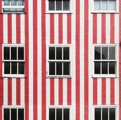 red stripes are always a good idea