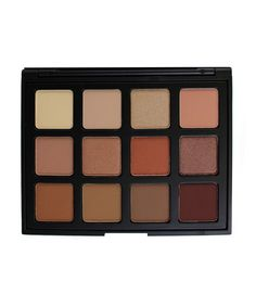 12 Colour Natural Beauty Palette (12NB) by Morphe Brushes £11.95