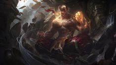 Video Oyunu League Of Legends  Lee Sin (League Of Legends) Duvarkağıdı