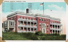 old photos of danbury ct - Danbury Hospital | Danbury CT | Pinterest