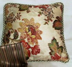 French Country Romantic Cottage Pillow by TsEclecticTreasures, $52.99