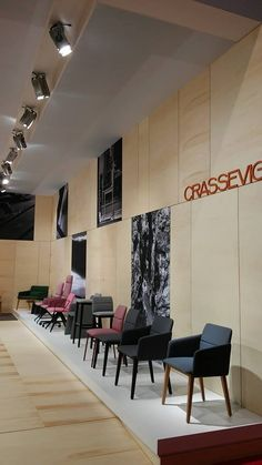 Salone del Mobile 2016 Crassevig