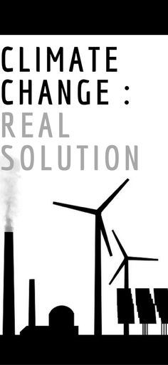 Climate Change - What Is The Real Solution ?. What are reasons for global warming and what steps can we take to minimize its imapct.
