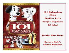 Disney Meal #3 - 101 Dalmatians