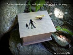 For Dad, Music Box, Music Boxes, Custom Music Box, Father Of The Groom Gift…