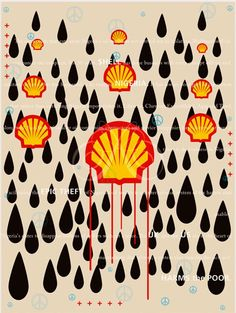 Shell disregards human rights and earth rights