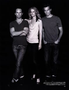 Walton Goggins + Timothy Olyphant. The Other is Irrelevant.