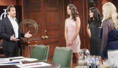 B&B Recap: Ivy realizes that Katie knows about Quinn and Ridge image