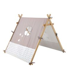 SONGE child's tent with star motifs 80 x100 cm