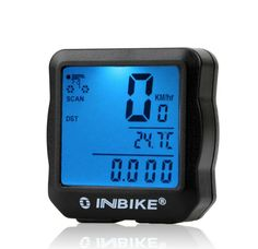 Cycling - Waterproof Digital Speedometer w/ Stopwatch (#CF11) | SHOPologee