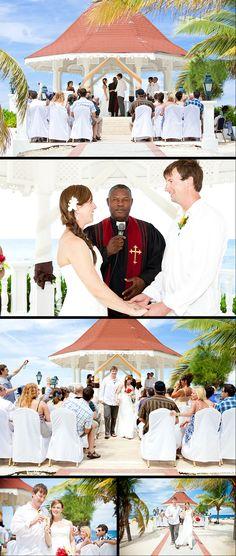 Grand Bahia Principe Jamaica Wedding pictures by Maverick Photography www.bahiaprincipe.com
