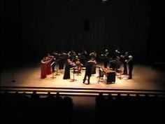 Marjan Mozetich: Concerto for Viola, Strings and Percussion movement 1 - YouTube