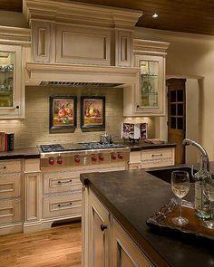 Award Winning Kitchen Design - View 3