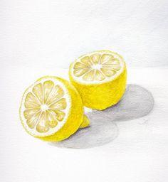 Everyday in May 2 lemon by debra morris, via Flickr