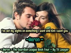 Renee's Author Spotlight: Aeron (The Guardian League Book Four): A . Love Bears All Things, Things I Want, I Want You, The Guardian, Lawyer, Believe, Novels, Romance, Author