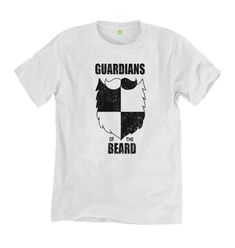Guardians of the Beard Facebook group T shirt  #beard #beards #bearded #guardiansofthebeard #Tshirt #tshirtdesign #beardlife #beardgroup
