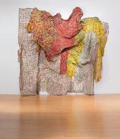 El Anatsui, 'Rehearsal,' 2015, October Gallery