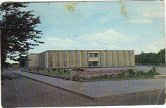 Instituto Tecnológico de Ciudad Juarez. (1967). Edificio Administrativo.