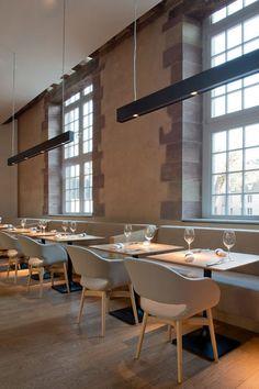 Les Haras, Strasbourg / Agence Jouin-Manku - Guide Fooding®