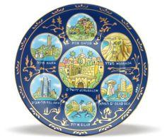 Israel Souvenir Gift Israeli Landscape Wall Decor Plate Bluenoemi,http://www.amazon.com/dp/B00H7XVDMM/ref=cm_sw_r_pi_dp_Im9ktb0258DD1EC1