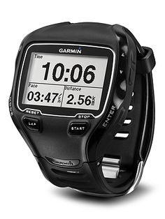 WANT.  Garmin Forerunner 910XT.