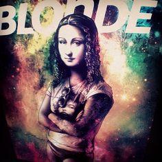 Monalisa looking good for Blonde Mag / www.blonde.de #fabciraolo