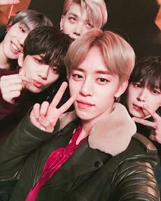 Himchan / Daehyun / Youngjae / Jongup / Zelo