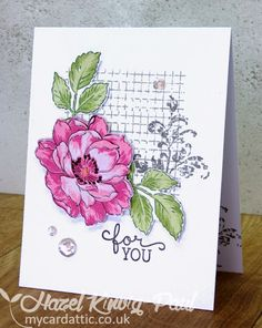 Altenew Beautiful Day and collage stamping with Stampin' Up Timeless Textures Cute Cards, Diy Cards, Altenew Beautiful Day Cards, Handmade Birthday Cards, Handmade Cards, Altenew Cards, Cardmaking, Stampin Up, Greeting Cards