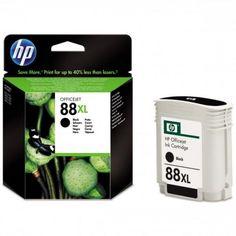 HP oryginalny ink C9396AE, HP 88XL, black, 2350s, 58,9ml, HP OfficeJet Pro K5400, L7580, L7680, L7780