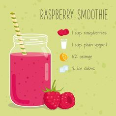 Find Raspberry Smoothie Recipe stock images in HD and millions of other royalty-free stock photos, illustrations and vectors in the Shutterstock collection. Frozen Fruit Smoothie, Smoothie Recipes With Yogurt, Smoothie Cup, Breakfast Smoothie Recipes, Raspberry Smoothie, Diabetic Smoothies, Healthy Fruit Smoothies, Diabetic Recipes, Healthy Meals