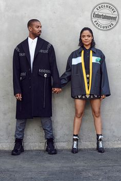 Michael B. Jordan and Tessa Thompson still have perfect chemistry as they step back into the ring for <em>Creed II</em> Michael B Jordan, Black Couples, Cute Couples, Power Couples, Sylvester Stallone, Tessa Thompson Creed, Black Love, Black Men, Creed Movie